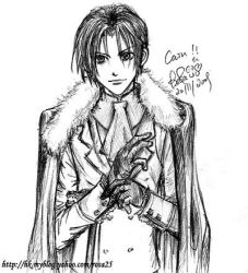 Count Cain by Rosa25hikaru