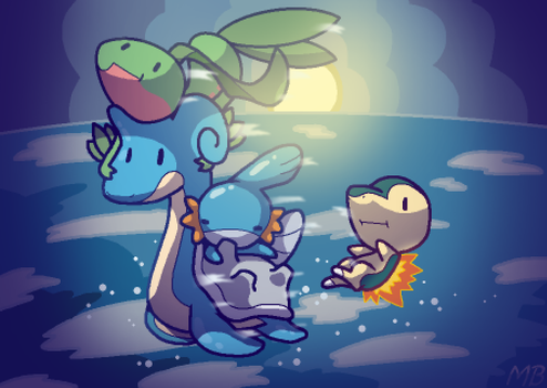 Pokemon Mystery Dungeon: On Are Way by bumbleboo12