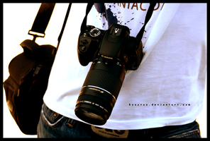 EoS 400D by Kyactus