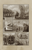Clockwork Angels Issue 1 Page 1 by NickRoblesArt