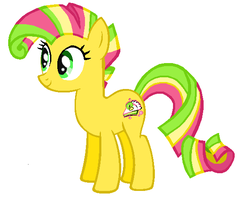 Kiwi Tart G4 style with G3 Mark by Durpy