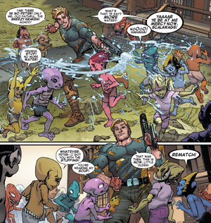 Peter Quill x Child!Reader One-Shot [COMMISSION] by SophiaofTerra on