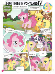 Funtimes in Ponyland 4 (Page 1) by LimeyLassen