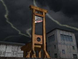 Guillotine by RvrofSouls