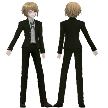 {MMD} Byakuya Togami Download by Essexin-Kin