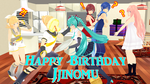 Happy Birthday Jjinomu!! by CrystalPudding