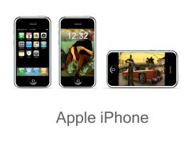 Apple iPhone by Cavin