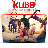 Kubo and the Two Strings Icon Folder by Mohandor