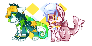 Collab Marine adopts - CLOSED by Keesness