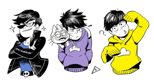 Favorites Matsus by AnimaProject
