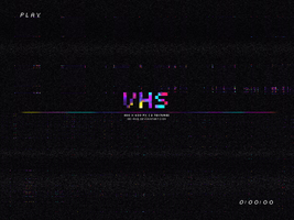 Vhs Texture Pack by gr-rue