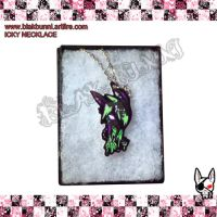 Icky Necklace by BlakBunni