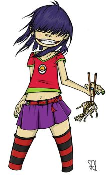 Noodle by mayu
