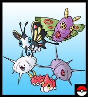 Wurmple Family