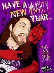 2010 Fuelled by Satan... by rock-artwork