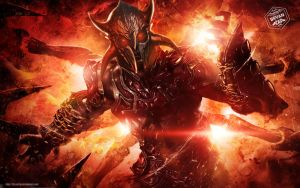 Ares WW movie by Bryanzap