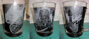 DisHonored Tumbler. by LanviL