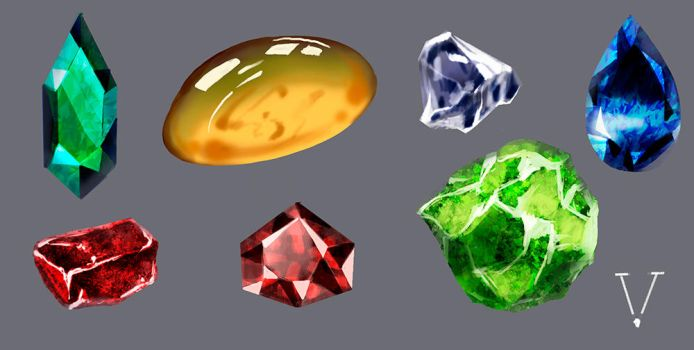 Jewels by vertry