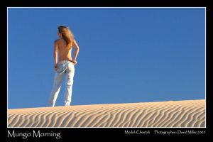 Mungo Morning by Ozphotoguy