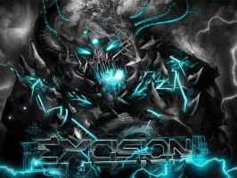 Excision Dubstep by HarmoniousDesigns