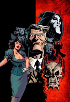 Lazarus Gray 3 Cover by GeorgeSellas