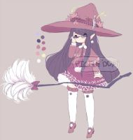Set Price Library Witch Adopt ! (Closed) by Audill