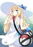 Lillie by Rated-Katzchen