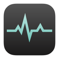 Activity Monitor OS X icon (iOS7 style) by johnLongview
