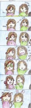 Me and my Friends xD by EvilEryl
