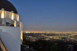 Los Angeles from Griffith by esee