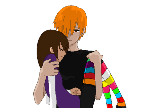 Kyo and Me :3 by Alice-The-Hatter