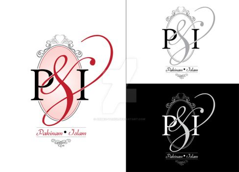 Wedding logo by Ahmed-Taher