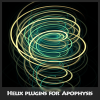 Helix / Helicoid by zy0rg