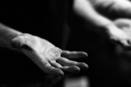 hands by ArtistsForCharity