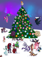 Christmas Tree (THE FINAL UPDATE!)