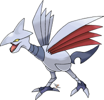 Skarmory: Normal Coloration