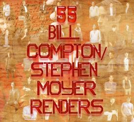 ILTB'S 55 Bill / Stephen Moyer PNG Renders by Riogirl9909stock