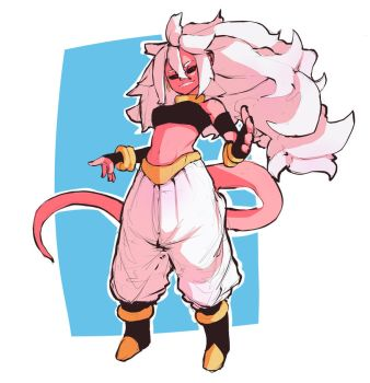 Android 21 by inkdluis