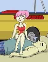 S44 Crystal Lifeguard by CDRudd