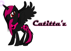 Catitta'z Pony by Poppy-Canny