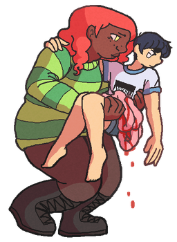 carry him by spacemerperson