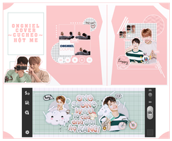 [PSD COVER CUTE] ONGNIEL ! by CHIMSEOBNT