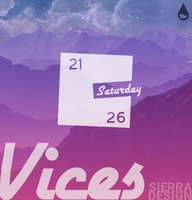 Vices Rainmeter Skin by SierraDesign