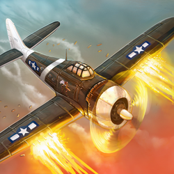 Wings of Fury icon art by merbel