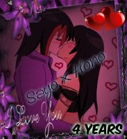4 years today by StellaCarr2013