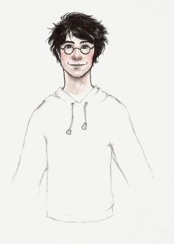 Harry Potter by Maitia