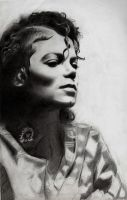 Michael Jackson freehand 2010 by krisiD