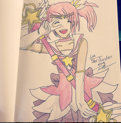 Star Guardian Lux! by Ryonee