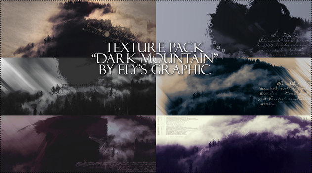 TEXTURE PACK #15 - ELY'S GRAPHIC by elysgraphic