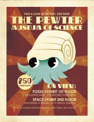 Pewter Museum of Science by Chuz0r